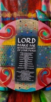Peace Prayer (detail)