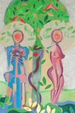 Day Six: Man in the Garden of Eden